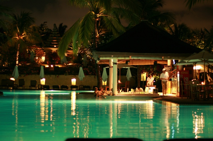 Padma in Bali - bliss