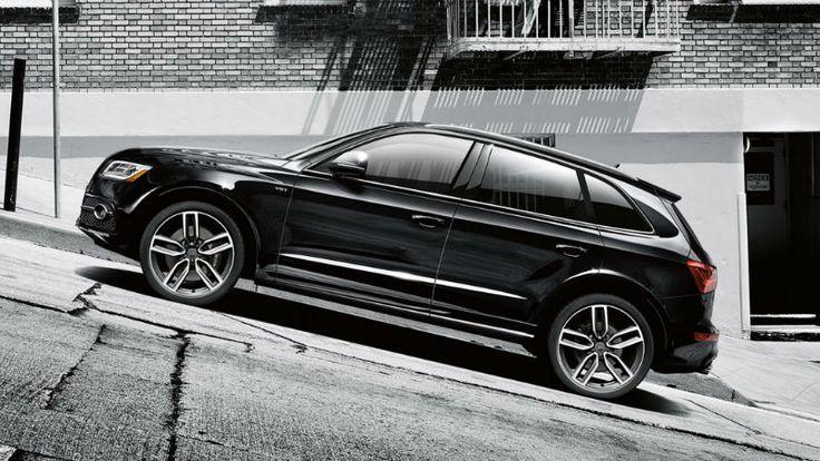 2016 Audi SQ5 Mythos Black Metallic