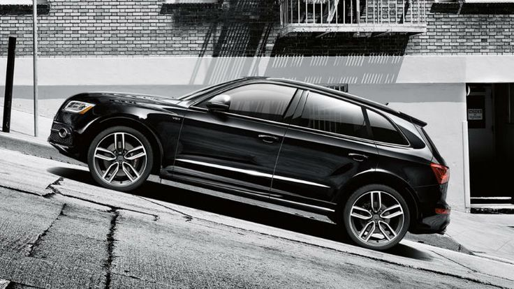 2016 Audi SQ5 Mythos Black Metallic/ My car luv! you need to drive and lick it asap!!! LOL xoxox/