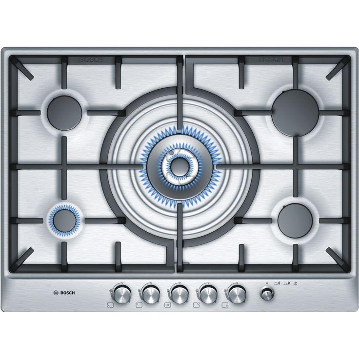 Produkty - Gotowanie i pieczenie - Płyty grzewcze - Płyty gazowe - PCQ715M90E