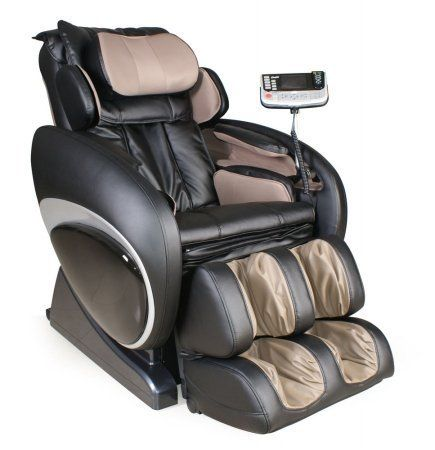 Osaki OS-4000A Massage Chair by Osaki. $2.90. Item Height: 49. Item Length: 50. Item Width: 35. The newly designed and equipped OS-6000 is builton on an S-track rolling technology so that the roller heads can provide a more consistant pressure massage throughout the back. Traditionally massage chairs have been designed with a linear vertical motion, preventing even pressure in the lower and upper back. Designed with a set of S-tracks & 3D technology, it allows the rol...