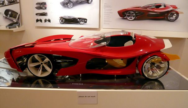 One Of The Entries In The 2009 Michelin Challenge Design, The Phoenix  Concept Features An Orbital Omni Directional Four Wheel Drive System Which  Alu2026