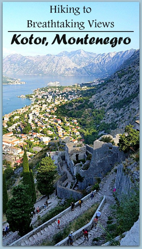 We found ourselves in the incredible city of Kotor, gazing out to an unforgettable sight hoping it would be forever deposited into our memory bank.