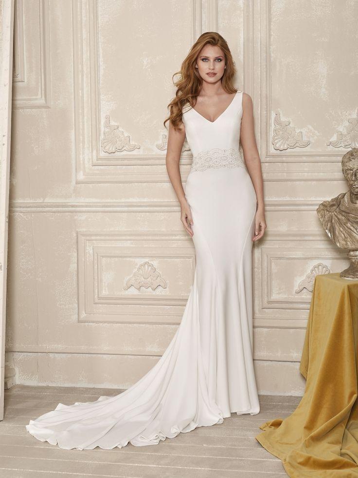 Novia D'Art: Vilma - Belladonna Galway – Bridal Shop