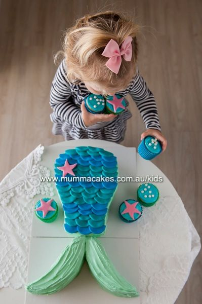 7 best mumma cakes diy do it yourself cake kits from 65 delivered mollys mermaid tail diy cake kit 7295 delivered australia wide mummacakes solutioingenieria Images