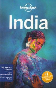 India, przewodnik, Lonely Planet #ArtTravel #Indie #nowość #przewodnik #LonelyPlanet