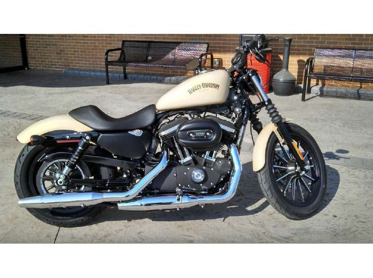 2014 Harley-Davidson XL 883N Sportster Iron 883 for sale on 2040motos