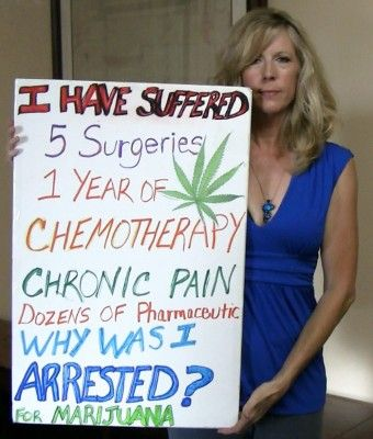 The harsh reality we have to live with #legalize #marijuana #USA