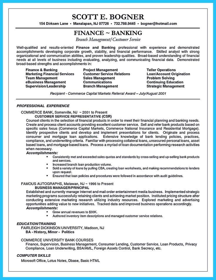 nice Well Written CSR Resume to Get Applied Soon,
