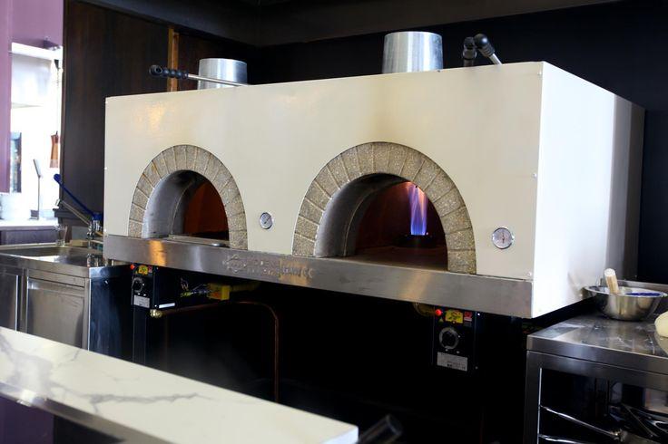 Двойная печь для пиццы