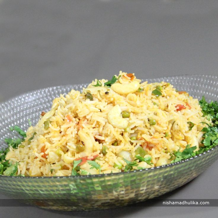 Macaroni rice pulao is super yummy and tempting dish that kids will surely devour eating. The combination of fresh veggies and freshly ground spices adds nice flavour to the rice recipe.Recipe in English - http://indiangoodfood.com/1688-macaroni-pulao-recipe.html (copy and paste link into your browser) Recipe in Hindi - http://nishamadhulika.com/1044-macaroni-pulao-recipe-pasta-pulao-recipes.html (copy and paste link into your browser)