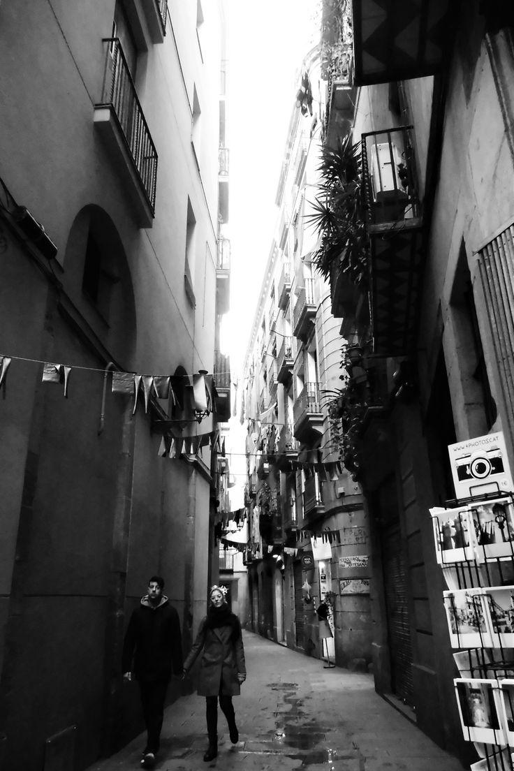 People of Barcelona.