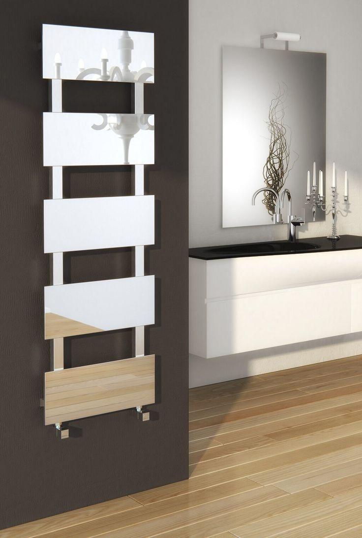 Oil filled electric towel rails for bathrooms - Pure Radiators On Electric Towel Railstainless Steel Radiatorsbathroom