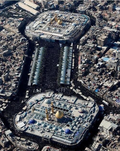 #Arbaeen #Karbala  Largest peaceful gathering in the world.  media WONT show you this... ;( (@AnaZahraaa) | Twitter