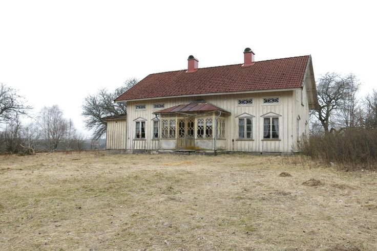 abandoned farm house Ulricehamn Sweden