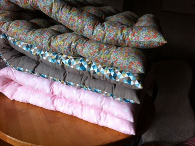 futon liberty- surmatelas japonais - tapis de jeux ou de sieste pour enfant- : Chambre d'enfant, de bébé par sheren