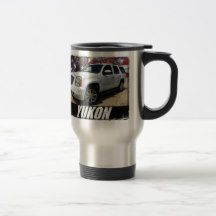 2014 Yukon Denali Travel Mug