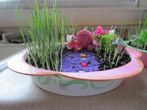 Customer Image Gallery For Enchanted Fairy Garden Kit