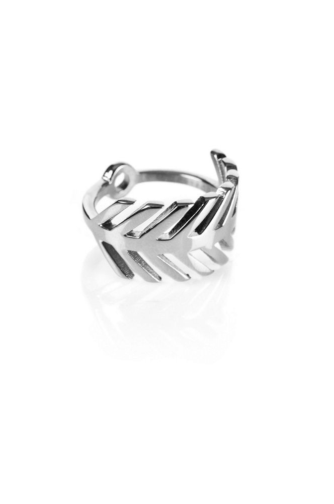 Palm Ring Stål från Edblad - Mandel Design