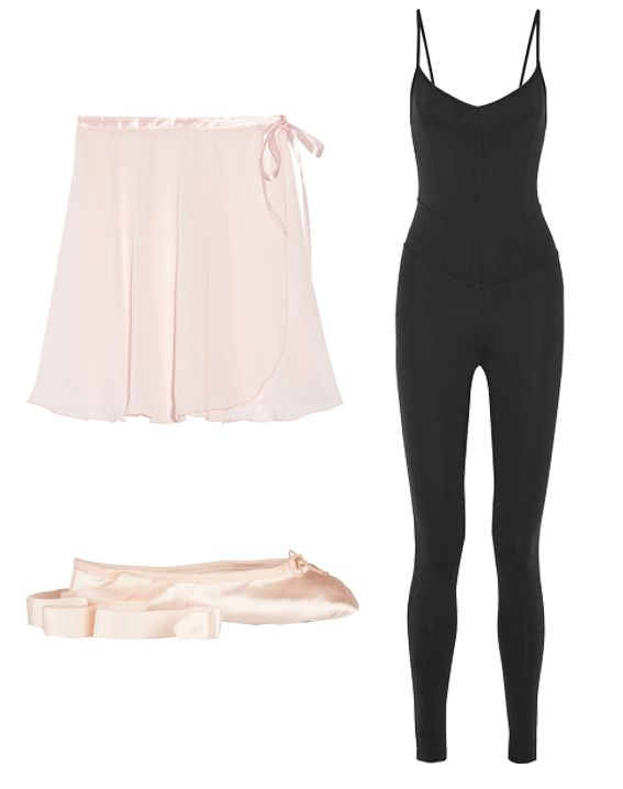 What to Wear for Every Single Kind of Workout - Ballet  - from InStyle.com