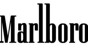 este tipo de tipografía se llama Romana moderna y se puede ver en este anuncio de tabaco.