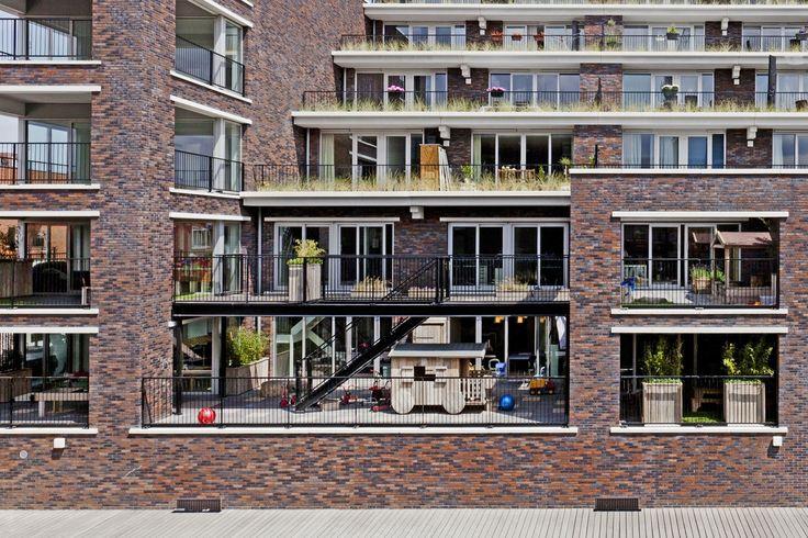 Gallery - Apartment Building Emmy Andriesse / Attika Architekten - 13