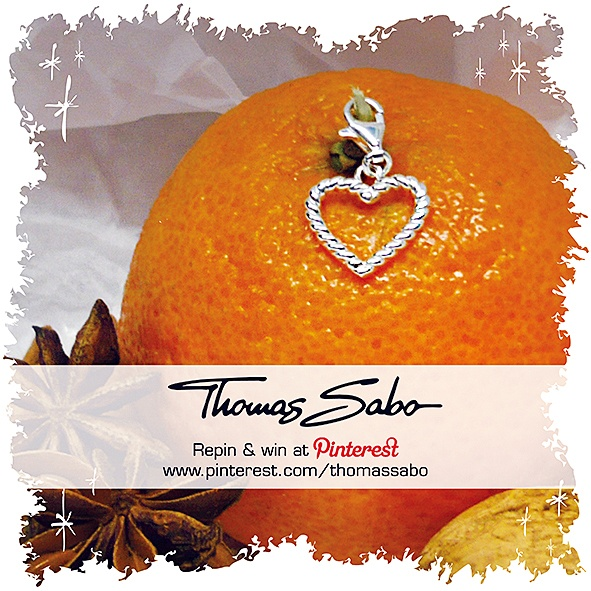 One lucky winner will be drawn on November 30, 2012! Important: Your facebook or twitter account must be linked to your Pinterest profile! Terms and conditions: http://images.thomassabo.com/www/2/2012/11/TC-Pinterest-Xmas-Sweepstake.pdf