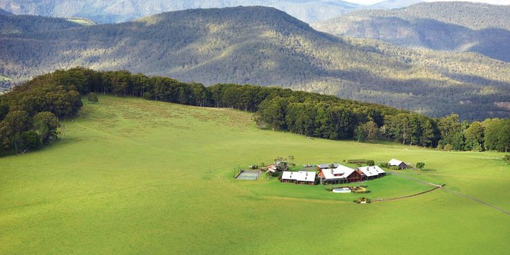 Spicers Peak Lodge, Australia