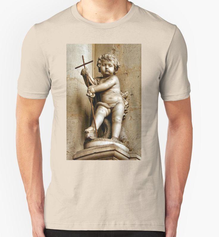 YOUNG JESUS STATUE, by E. Giupponi by Elizabeth Giupponi