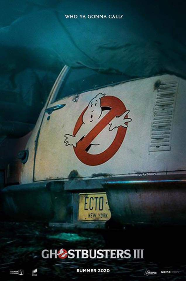 Image result for Ghostbusters 2020