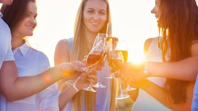 Rosé Sparkling Wine: Sensational Spring Sippers | There is a growing trend to dry rosé wine styles, a style that has long been recognized as a legitimate and appreciated wine style along the Mediterranean. A place where vast quantities of pink hued Spanis