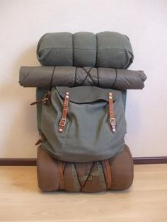 Packed Up: Gear List Part 2, by bmatt, an American Bushcrafter in Finland