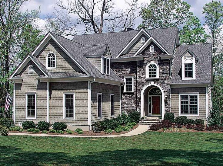 french country house plan with 3905 square feet and 3 bedroomss from dream new house plansluxury