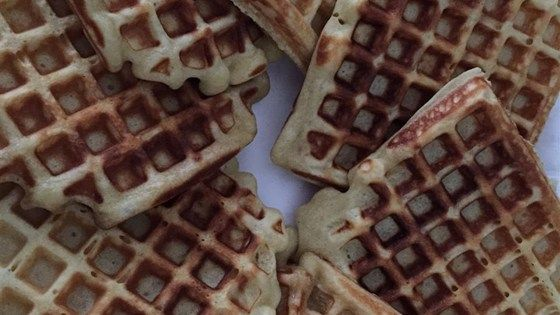 Heart-shaped waffles are a traditional treat throughout Scandinavia, made crisp in Sweden and soft-textured in Norway. Topped with jam or berries and whipped cream, or wafer-thin slices of gjeitost (Norwegian brown goat cheese), they're a favorite with coffee or as a snack.