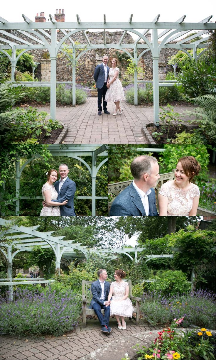 wedding portrait photography in the abbey gardens, bury st edmunds suffolk