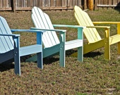 COTTAGE ADIRONDACK CHAIRS