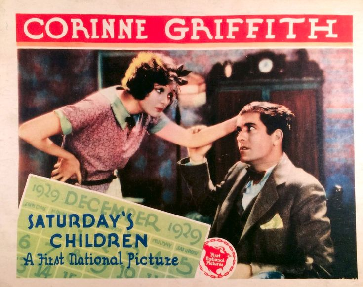 Hollywood Classics: Corinne Mae Griffith (November…