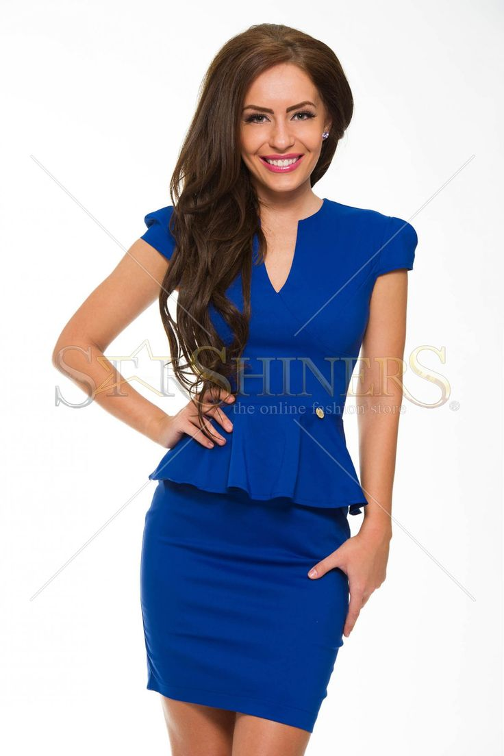 PrettyGirl Celebration DarkBlue Dress