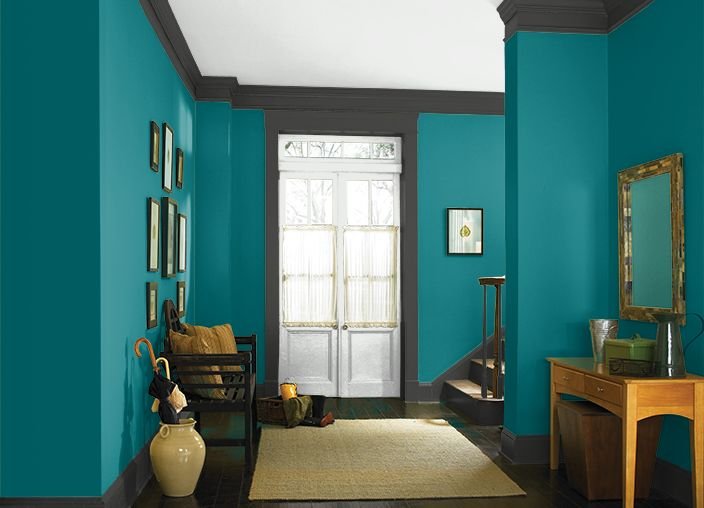 8 best images about bedroom decoration on pinterest for Behr paint bedroom ideas
