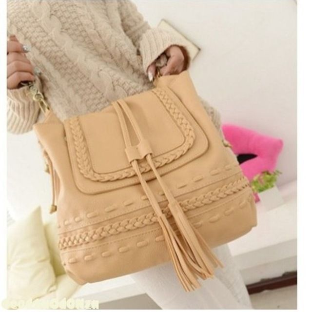 2015 Women Versatile Handbag Soft Offer PU Leather bags Zipper Messenger Bag/ Splice Grafting Vintage Shoulder Crossbody Bags