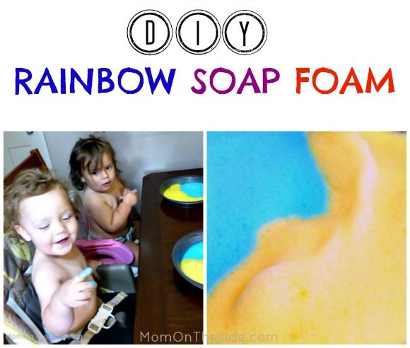 DIY Soap Foam