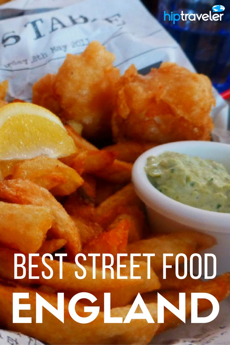 A comprehensive guide to the best street food in England. What to eat and where to find it + best a list of the best annual food festivals in England. Best of food travel in Europe.| Blog by HipTraveler: Bookable Travel Stories from the World's Top Travelers
