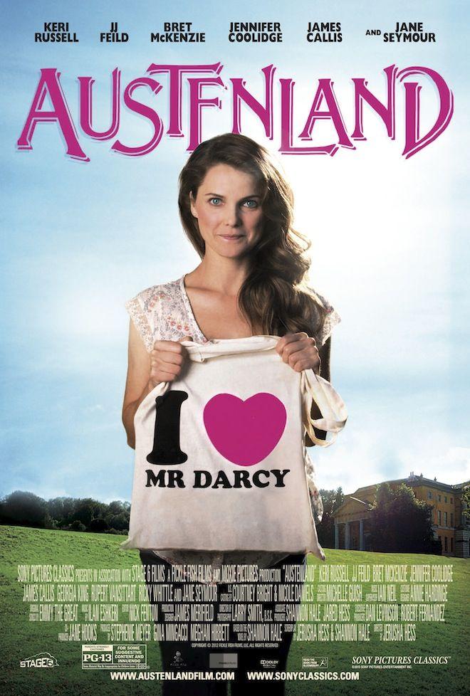 Austenland so funny!