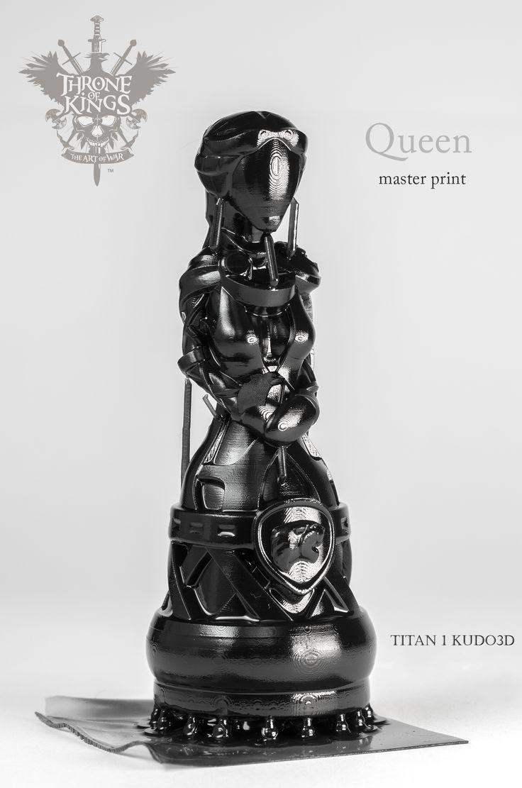 #throneofkings #chess #artwork kck.st/1KReRHj