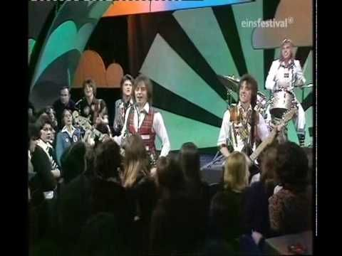 BAY CITY ROLLERS HITS DER 70ER JAHRE - YouTube