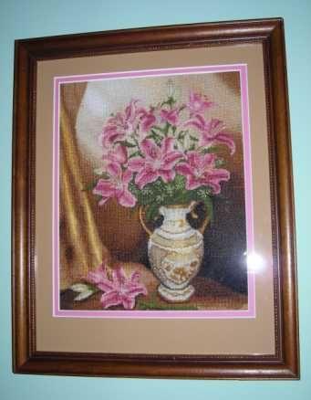 stargazer bouquet finish