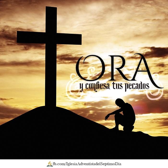 """0 Dias de Oración: #2 (01/03/13)    """"Si confesamos nuestros pecados, El es fiel y justo para perdonarnos los pecados y para limpiarnos de toda maldad.""""  1 Juan 1:9    Ora y confiesa tus pecados a Dios, ¡Él te perdonará! Mira el video aquí: http://youtu.be/X-CUKYBVnyI"""