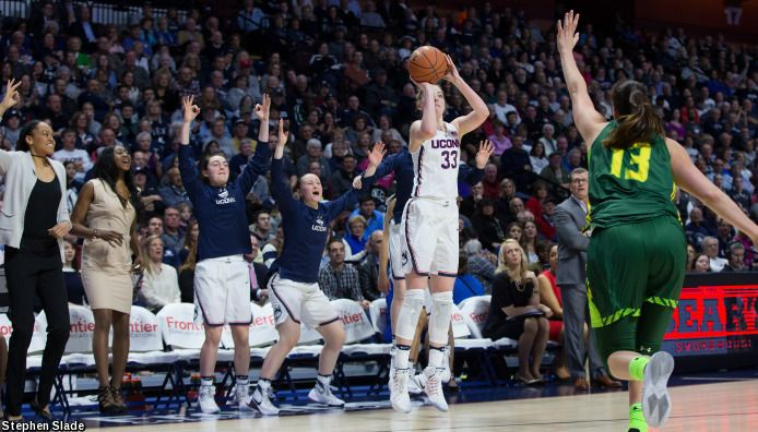 UCONNHUSKIES.COM :: No. 1 UConn Beats USF in AAC Championship Game, 100-44 :: University of Connecticut Huskies Official Athletic Site :: Women's Basketball