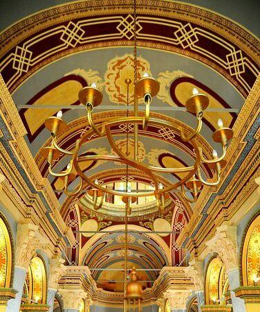 rahmi m. koç müzesi / taksiyarhis church / cunda island / ayvalik / turkey
