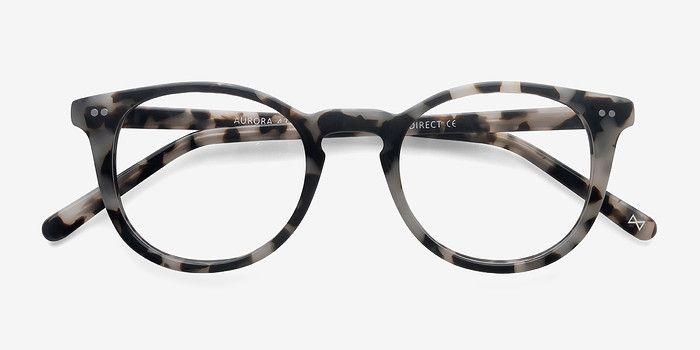 Aurora | Flecked Ivory | Femme Acétate Lunettes de Vue | EyeBuyDirect